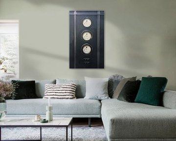 industriele volt meters van Peter van Mierlo