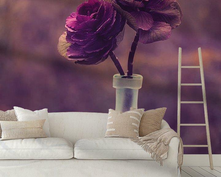 Sfeerimpressie behang: Suzaan van Marina de Wit