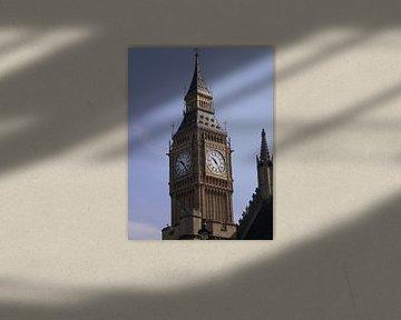 Big Ben von Simone van der Heide