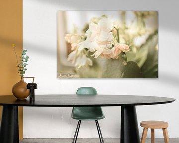 Tranquil flower von Simone van der Heide