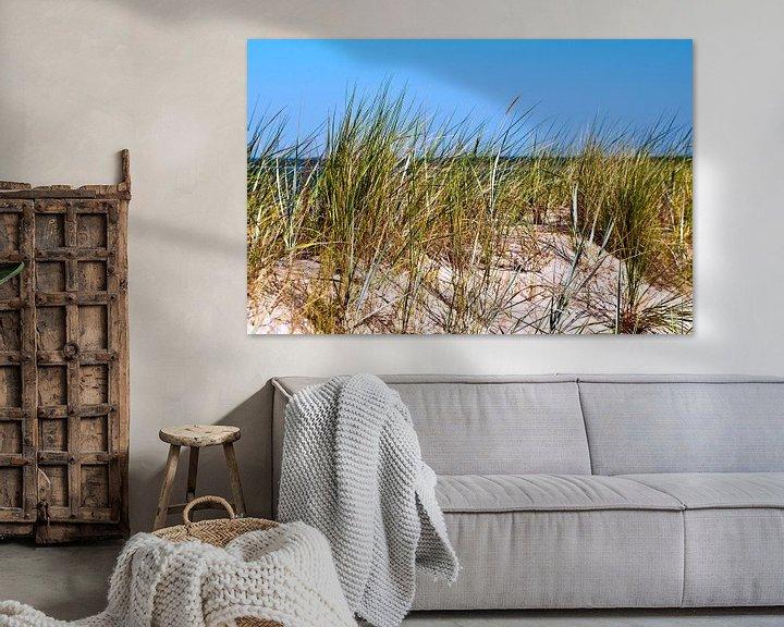 Beispiel: Weisse Sand-Düne auf der Insel Rügen von Silva Wischeropp