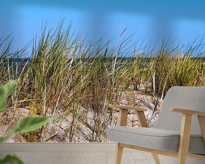 Beispiel fototapete: Weisse Sand-Düne auf der Insel Rügen von Silva Wischeropp
