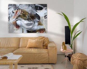 Fresh fish von Gabi Hampe