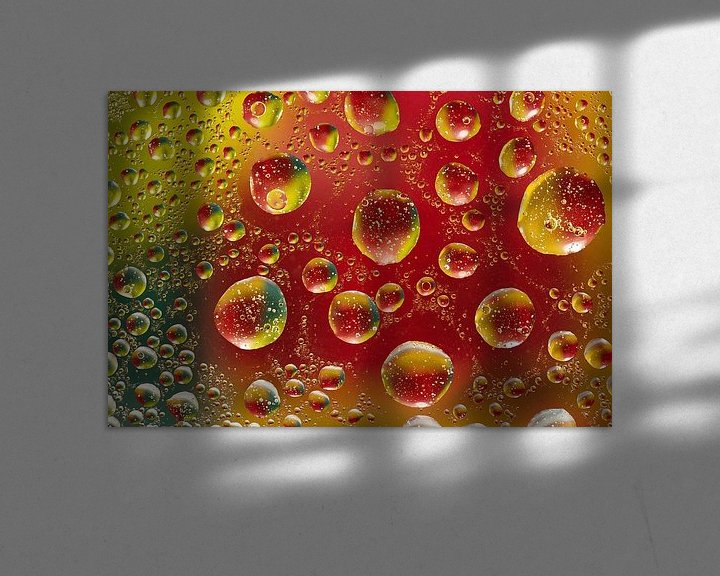 Sfeerimpressie: Les bulles van Georges Rudolph