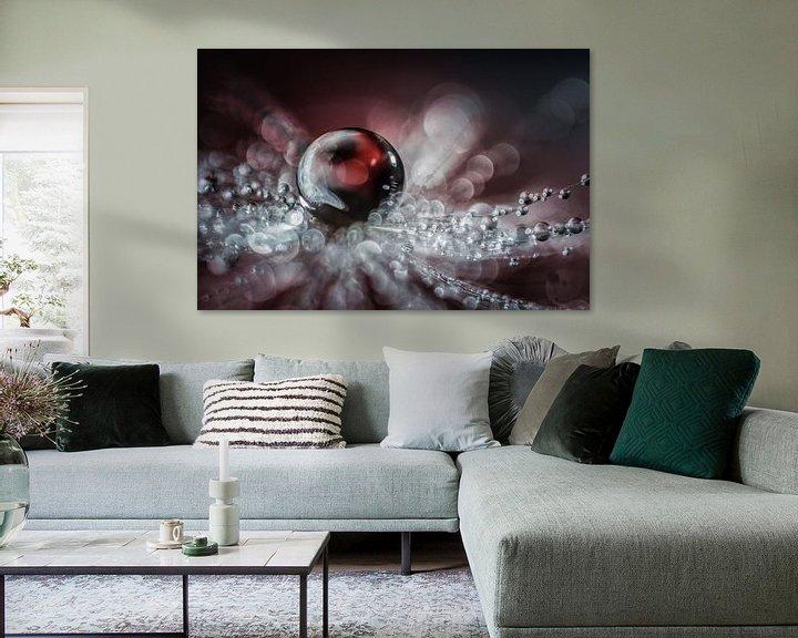 Sfeerimpressie: Druppel op een pluisje van Bert Nijholt