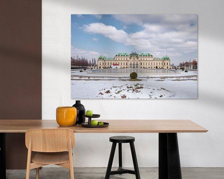 Sfeerimpressie: Belvedere Museum van Ronne Vinkx