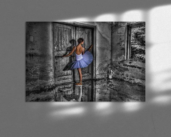 Beispiel: Ballerina von Bob Karman