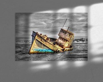 Versenktes Schiff von Bob Karman