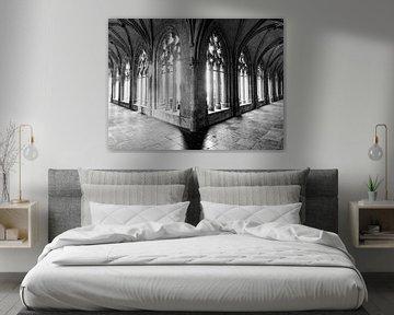 Utrecht, Domkerk in symmetrie
