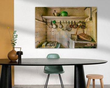 Alte Kuche (Urban) von Robert Van den Bragt