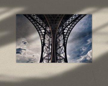 Eifel Tower Paris van Nico Garstman