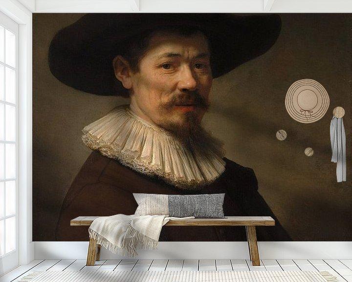 Beispiel fototapete: Herman Doomer, Rembrandt