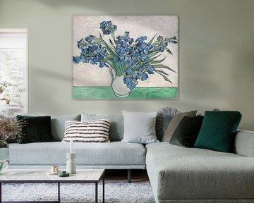 Iris, Vincent van Gogh