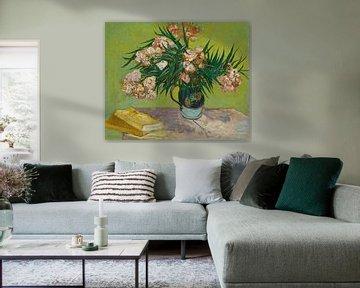 Oleander, Vincent van Gogh