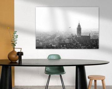 Stadtbild - Middelburg von Maurice Weststrate