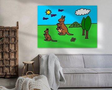 SUZ - zum Zoo (Känguru) von AG Van den bor