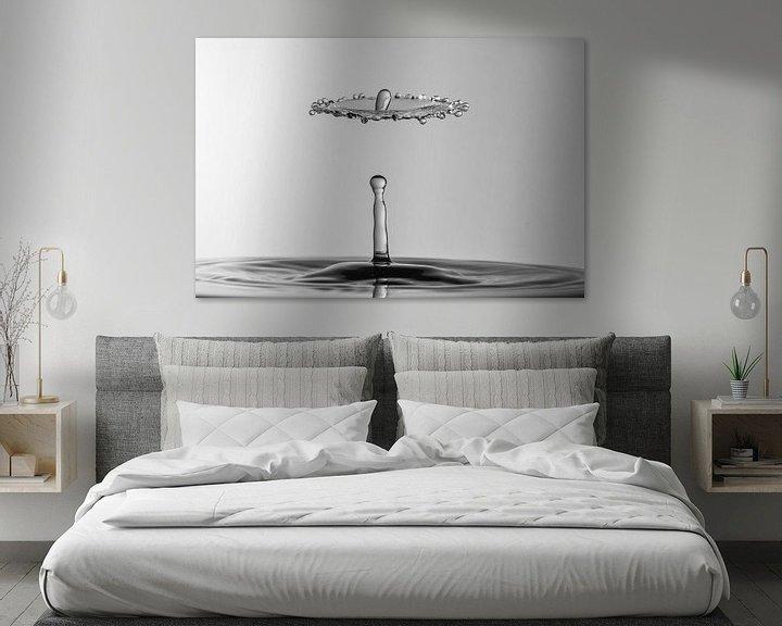 Sfeerimpressie: Waterdruppel Fotografie van Marc Piersma