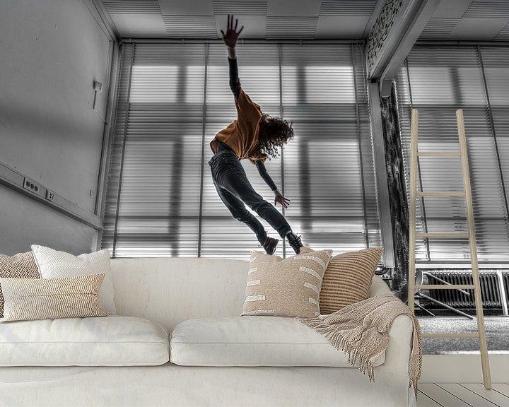 Beispiel fototapete: Tanz - Tänzer - Tänzerin von Bob Karman