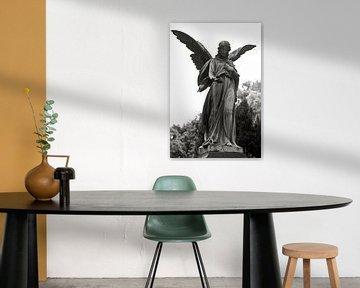 Berliner Engel von Silva Wischeropp