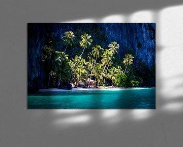 Eilandje Filipijnen, Island Filipines van Corrine Ponsen