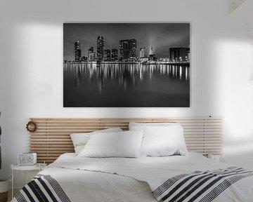 Rijnhaven, Rotterdam von Peter Hooijmeijer