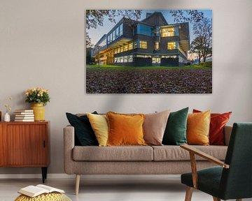 Voormalig Sofia ziekenhuis Zwolle van Walter Frisart