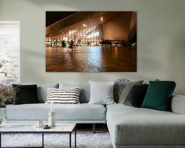 Rotterdam, Centraal Station van Ingrid Meuleman