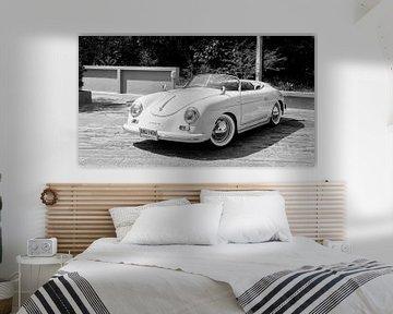 Porsche 356. von Aukelien Philips