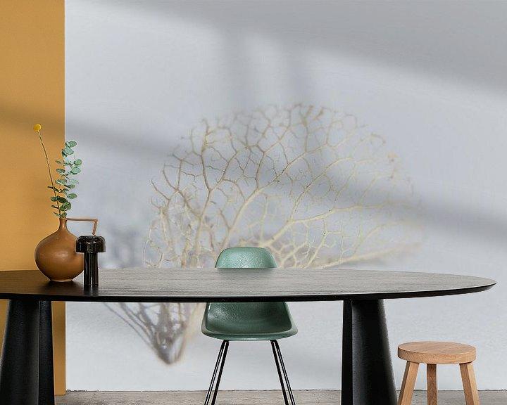 Sfeerimpressie behang: Eenvoud van Elles van den Broek