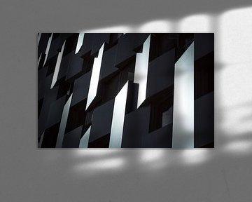 Equinox abstract sur Sander van der Werf