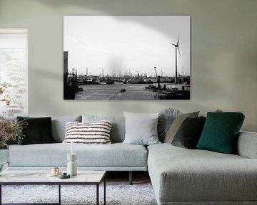 Haven van Antwerpen von Maurice Weststrate