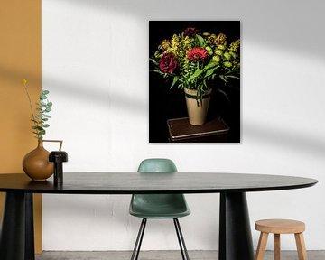 Bloemen von Oscar van Crimpen
