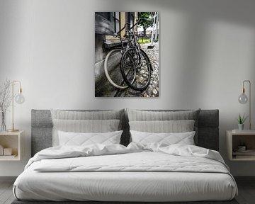Niederländische Fahrräder sur Oscar van Crimpen