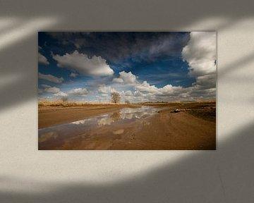 Fraaie lucht boven de Lek van Halma Fotografie