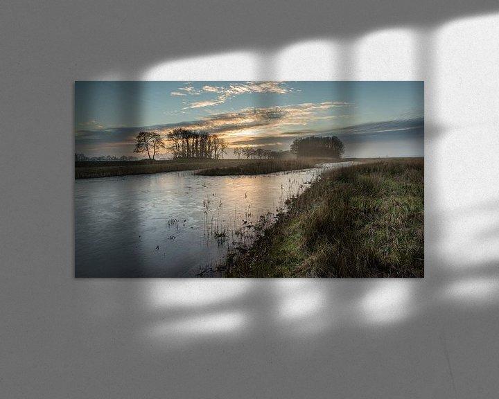 Sfeerimpressie: Zonsondergang Tjongervalei van Martzen Fotografie