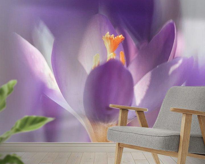 Sfeerimpressie behang: Sunshine van Bob Daalder