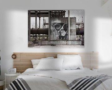 Kunst in de koeltoren  von Tim Vlielander