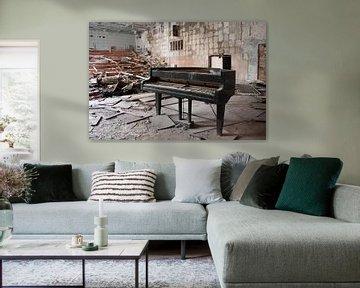 De muziekschool van Pripyat  von Tim Vlielander