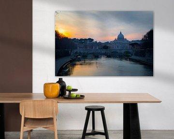 Basilique St Pierre, Rome von Vincent Xeridat