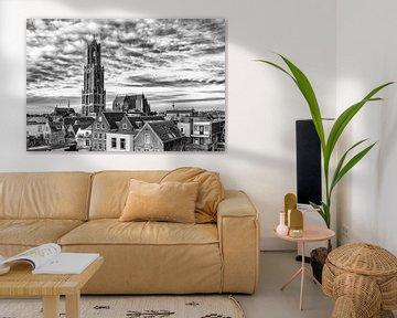 City Utrecht van Rob vlierd van de