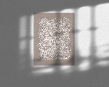 Teder mauve van ART Eva Maria