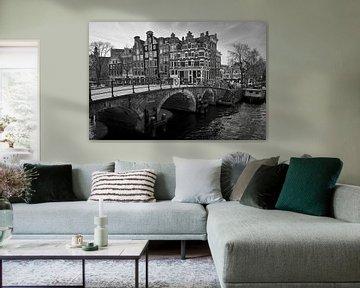 Papeneiland Amsterdam von Martijn Verhagen