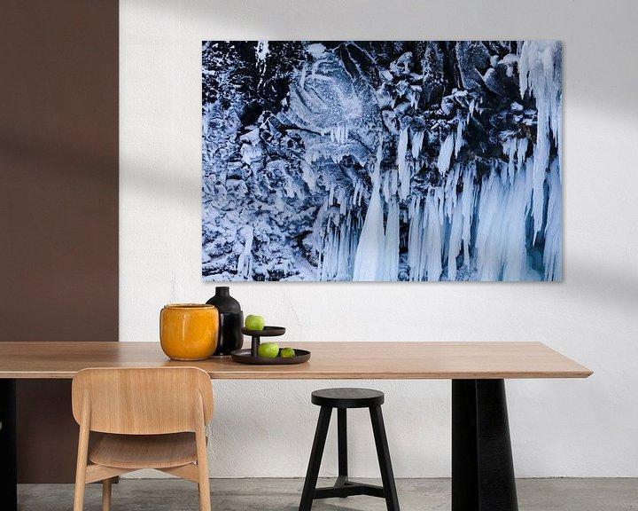 Sfeerimpressie: Koude kunst van Frits Hendriks