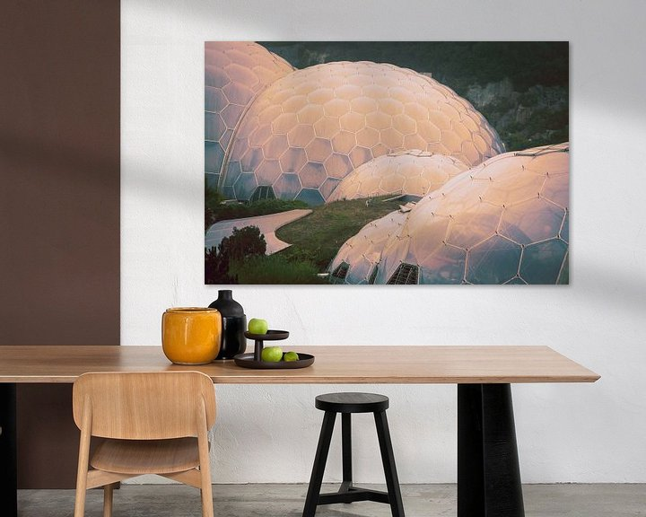 Impression: Eden Project sur Anneke Hooijer