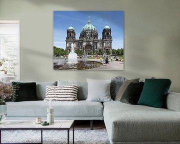 Berlijnse Dom van Torsten Krüger