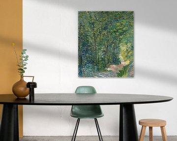 Vincent van Gogh, Waldweg