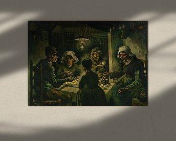 Vincent van Gogh, Die Kartoffelesser