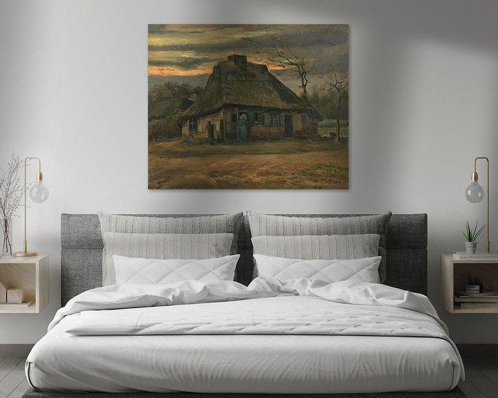 Sfeerimpressie: Vincent van Gogh, De hut