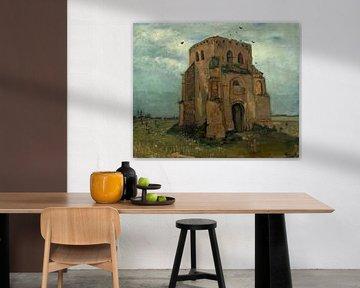 Vincent van Gogh, Der alte Kirchturm in Nuenen