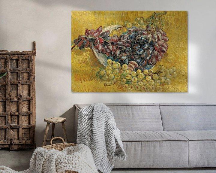 Sfeerimpressie: Vincent van Gogh, Druiven